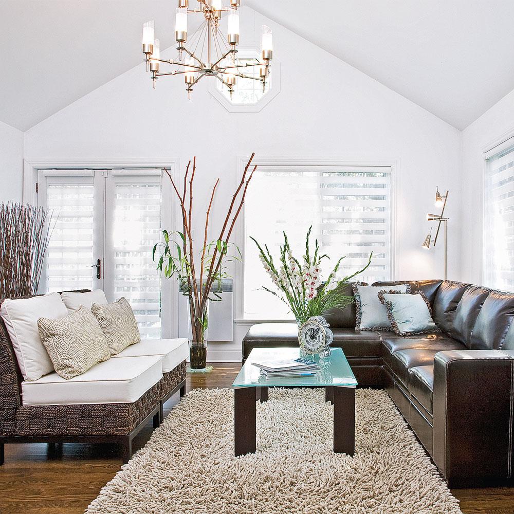 la soif de lumi re du salon salon inspirations d coration et r novation pratico pratique. Black Bedroom Furniture Sets. Home Design Ideas
