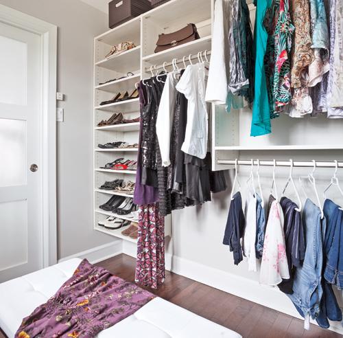 Le parfait walk in pour madame et monsieur chambre for Chambre walk in