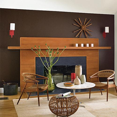 Le top 10 des couleurs les plus tendance chambre for Decoration foyer salon