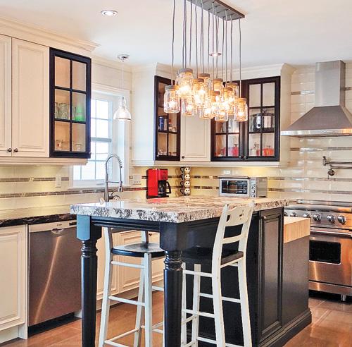 Les 10 mati res tendance pour la cuisine galeries de for Ceramique murale cuisine