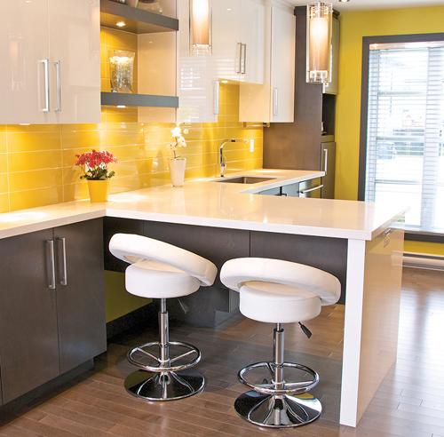 Peinture 15 couleurs ultratendance dossiers Peindre ses meubles de cuisine