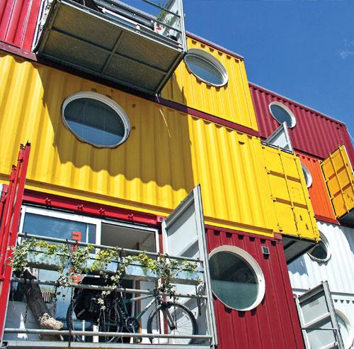 Les maisons conteneurs dossiers d coration et r novation pratico pratique - Maison conteneur au quebec ...