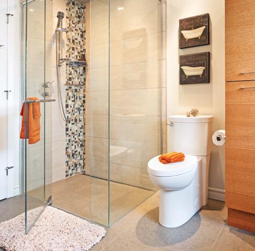 Maxi modules pour la salle de bain salle de bain avant for Module salle de bain