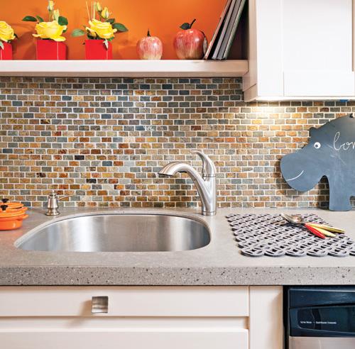 Nouvelle ergonomie dans la cuisine cuisine avant apr s for Nouvelle decoration cuisine