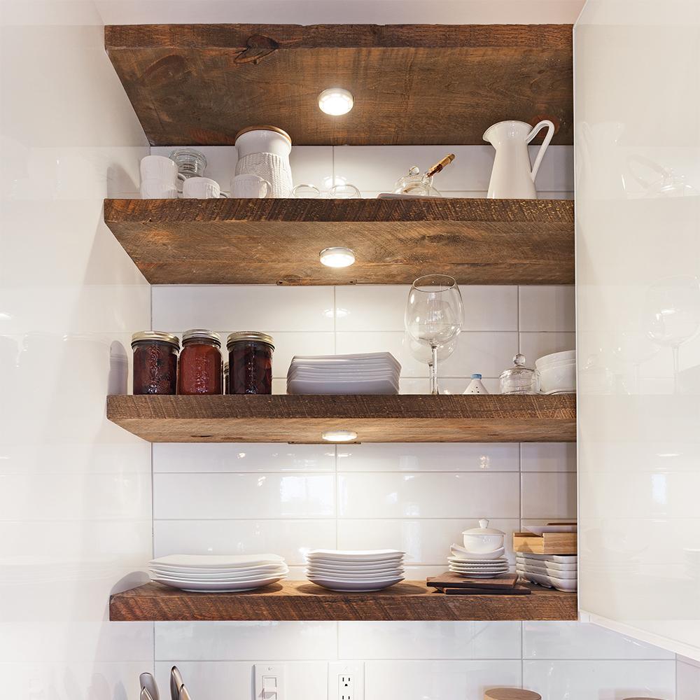 Rangement ouvert cuisine inspirations d coration et for Rangement cuisine pratique