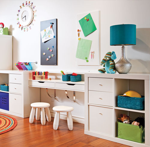 Trucs pour ranger les jouets - Trucs et conseils - Décoration et ...