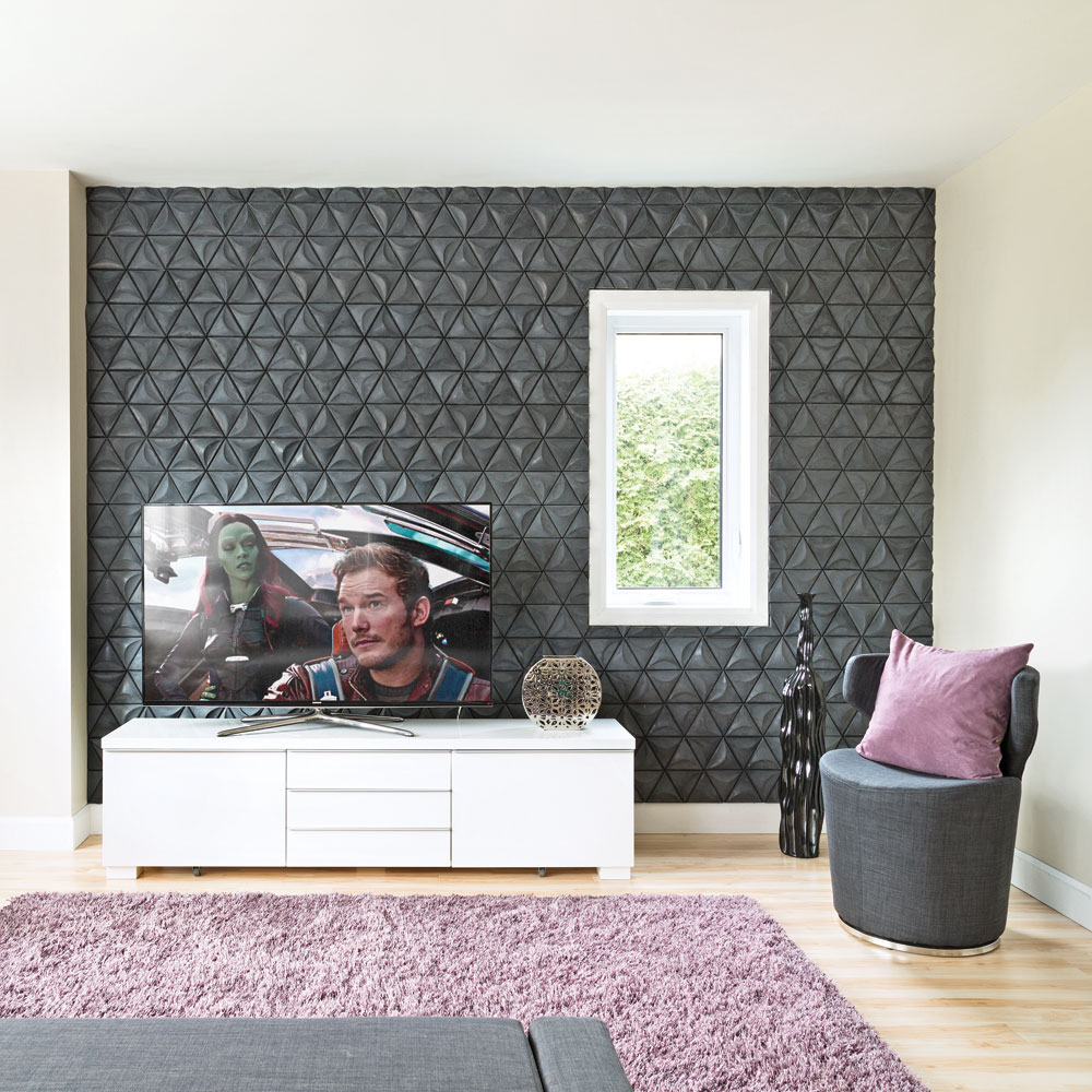 en tapes r aliser un mur de pierres d coratives en tapes d coration et r novation. Black Bedroom Furniture Sets. Home Design Ideas