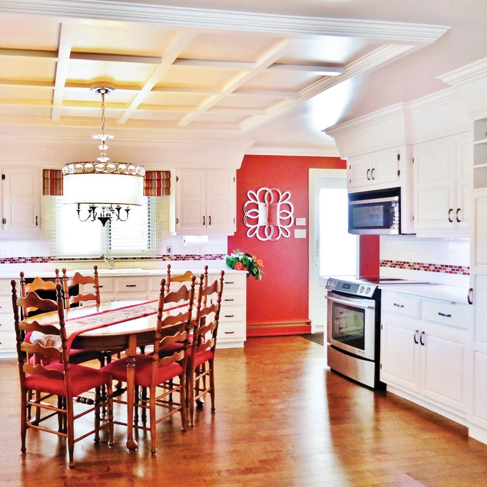 decoration cuisine champetre avec des id es int ressantes pour la conception de. Black Bedroom Furniture Sets. Home Design Ideas