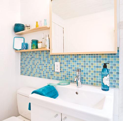 10 idées pour relooker la salle de bain à moins de 500$ - Salle de ...