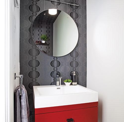 10 id es pour relooker la salle de bain moins de 500 je d core. Black Bedroom Furniture Sets. Home Design Ideas