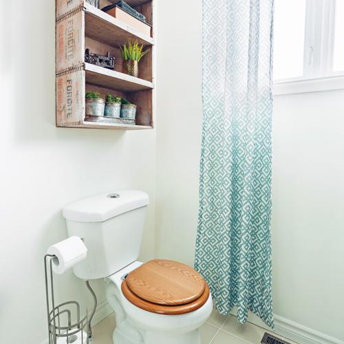 salle de bain grand effet petit budget je d core. Black Bedroom Furniture Sets. Home Design Ideas