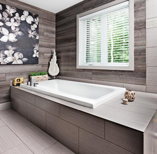 Salle de bain style asiatique salle de bain avant - Configuration salle de bain ...