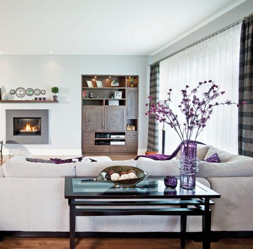 meuble pour mettre derriere canape seul regret c est qu il manque une planche en supplment. Black Bedroom Furniture Sets. Home Design Ideas