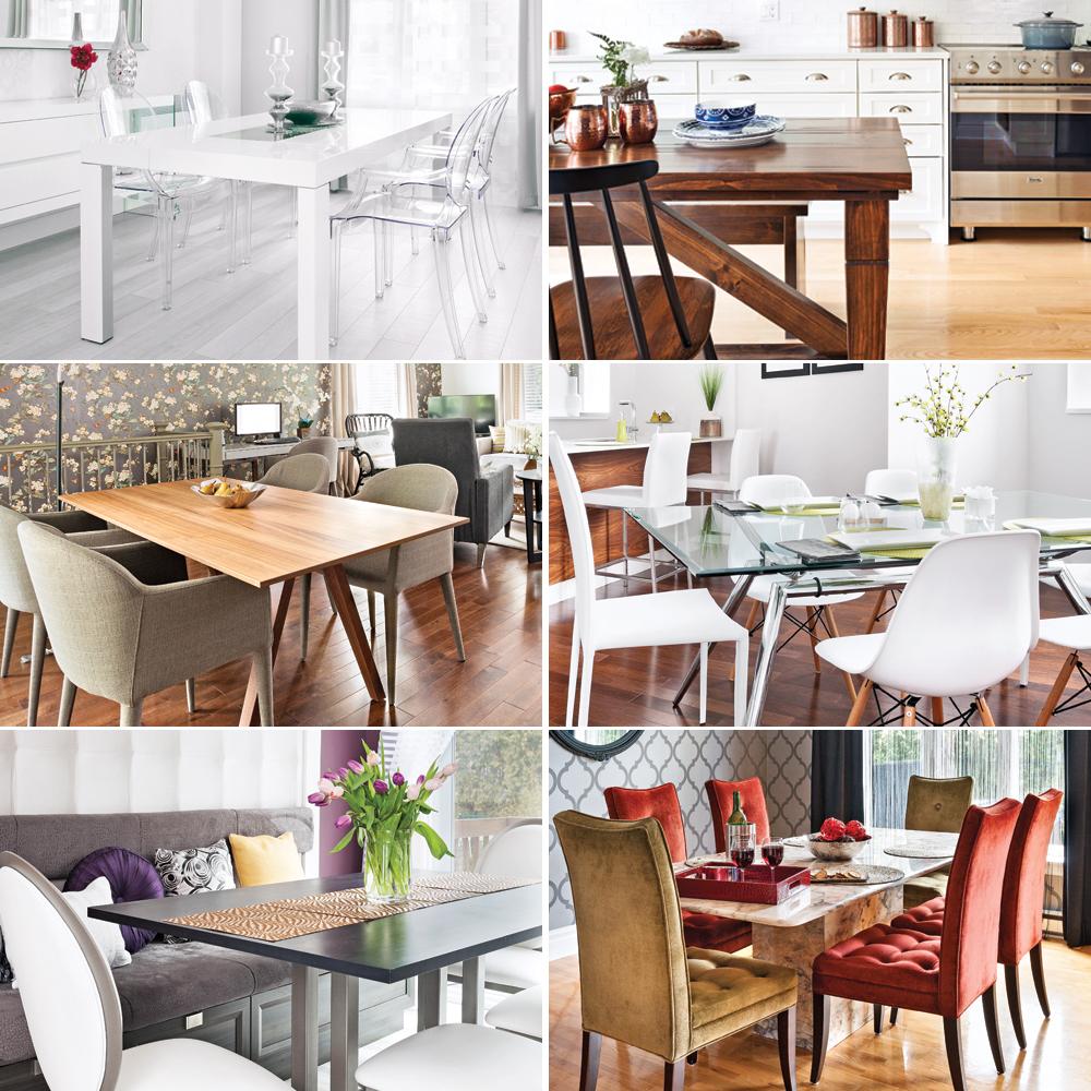 Table de salle manger quel mat riau choisir trucs et for Quelle table de salle a manger choisir