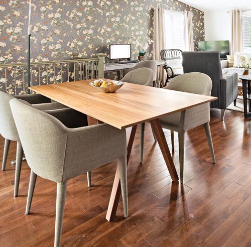 Table de salle manger quel mat riau choisir trucs et for Renovation salle a manger