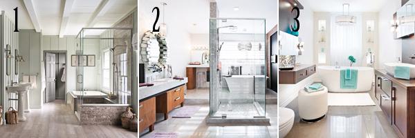 Les tendances salles de bain 2016 en 24 décors - Trucs et conseils ...