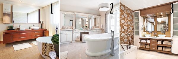 Idee salle bains tendances 2017 accueil design et mobilier for Deco salle de bain tendance 2016