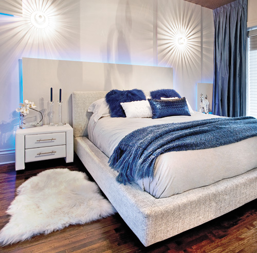 top 10 des tendances pour la chambre je d core. Black Bedroom Furniture Sets. Home Design Ideas