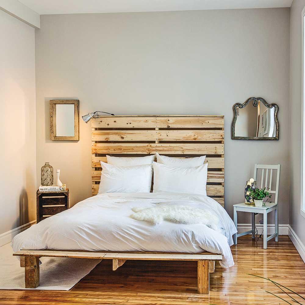 Transformer une chambre moins de 500 chambre avant for Transformer une cuisine en chambre