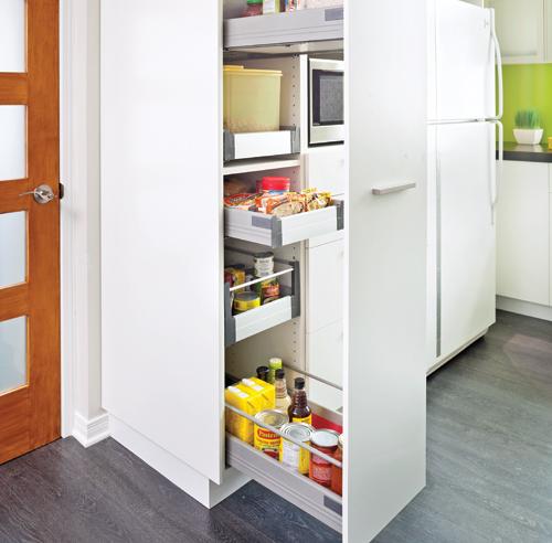 43 solutions infaillibles pour le rangement trucs et conseils d coration et r novation. Black Bedroom Furniture Sets. Home Design Ideas
