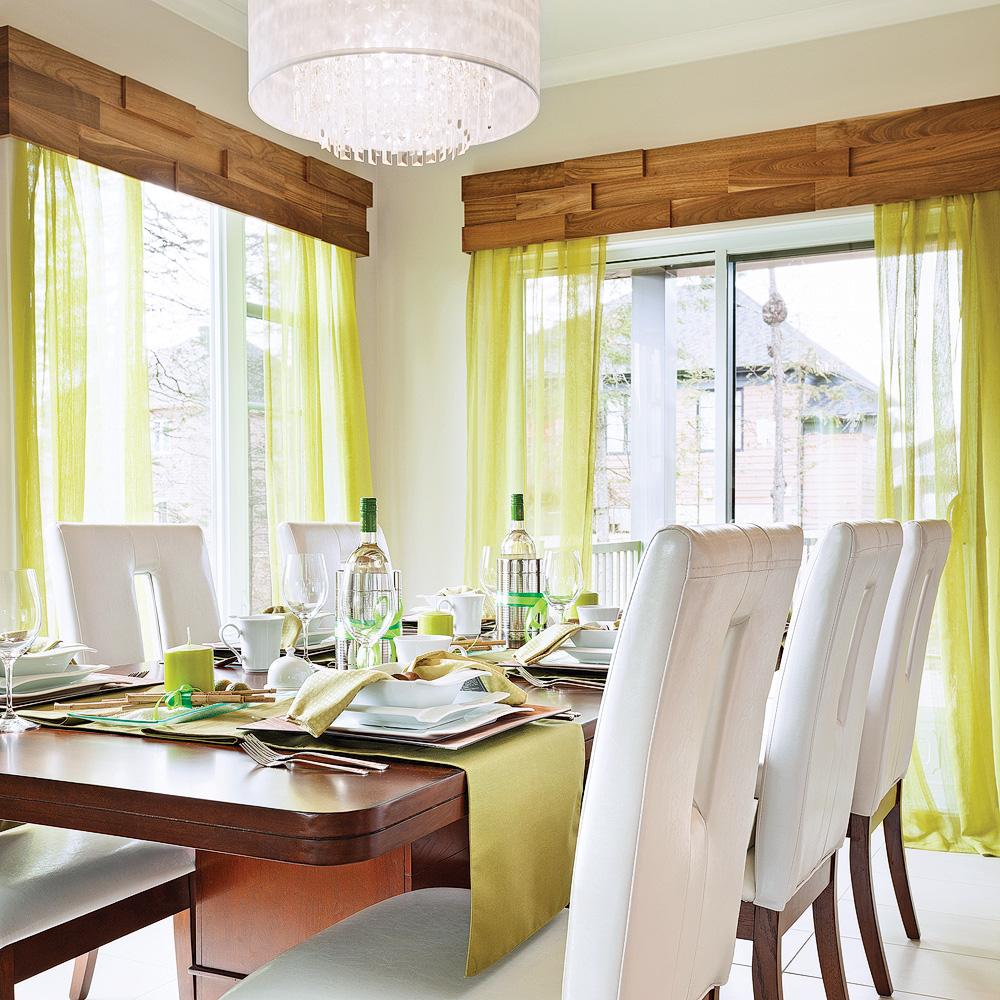Une aire ouverte r ussie salle manger inspirations d coration et r no - Cuisine aire ouverte ...