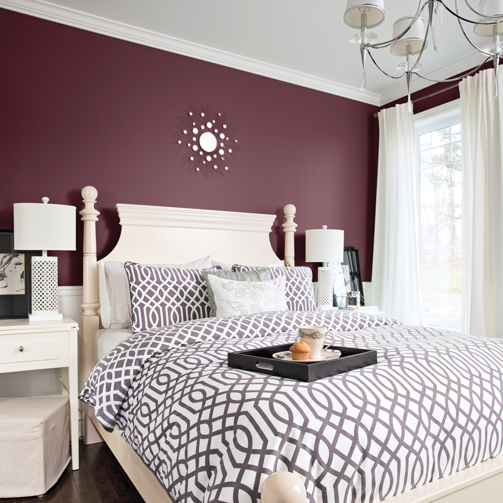 une chambre hollywood glam chambre inspirations. Black Bedroom Furniture Sets. Home Design Ideas