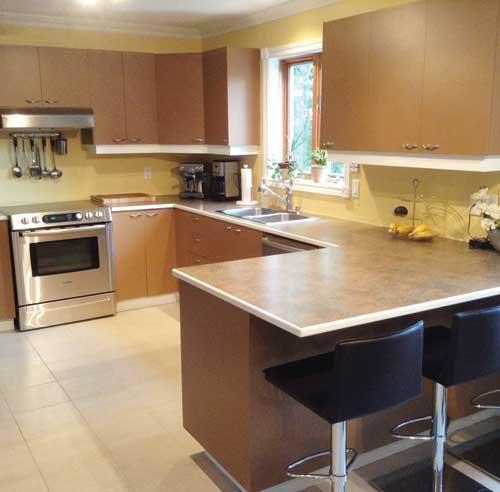 modele cuisine relookee pr l vement d. Black Bedroom Furniture Sets. Home Design Ideas