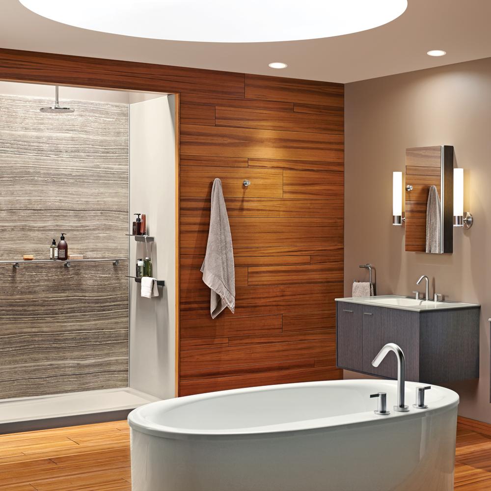une salle de bain naturellement in salle de bain. Black Bedroom Furniture Sets. Home Design Ideas