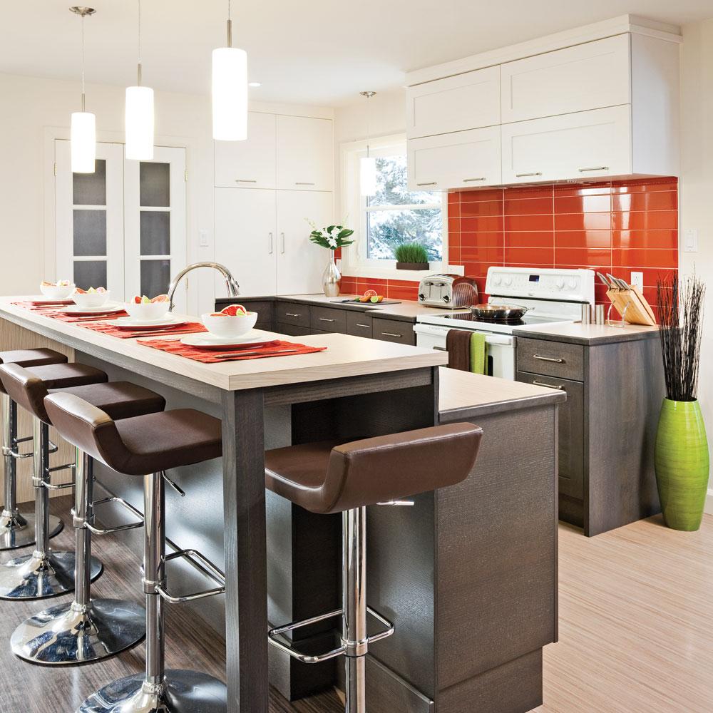 Decoration dans la cuisine avec des id es - Decoration de cuisine ...