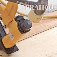 Comment peindre un mur de c ramique en tapes d coration et r novation pratico pratique for Peindre plancher bois franc