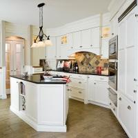 Poser du lambris sur des armoires de m lamine en tapes - Nouvelle cuisine montreal ...