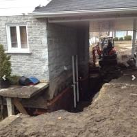 Problèmes de drainage?