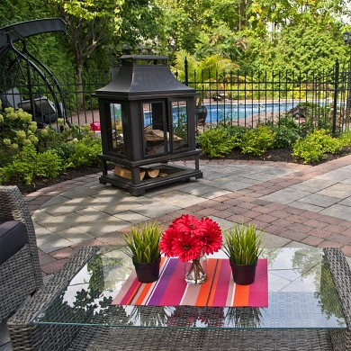 D tente au jardin cour inspirations jardinage et for Jardin 8686