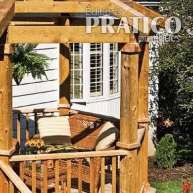 Comment construire une pergola en tapes jardinage et ext rieur pratico pratique - Comment fabriquer une pergola ...