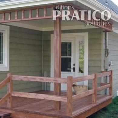 Construire un patio en tapes jardinage et ext rieur for Plan de perron exterieur