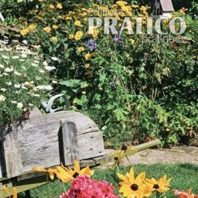 jardin fleuri au look champ tre inspirations jardinage et ext rieur pratico pratique. Black Bedroom Furniture Sets. Home Design Ideas