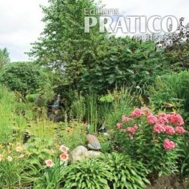 Jardin d 39 eau intime plans et patrons jardinage et for Jardin et jardinage