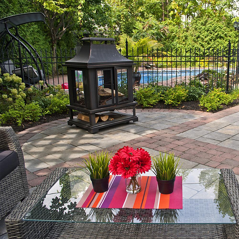 d tente au jardin cour inspirations jardinage et. Black Bedroom Furniture Sets. Home Design Ideas