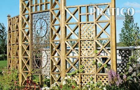 Awesome Ecran Intimite Jardin Images - Design Trends 2017 ...