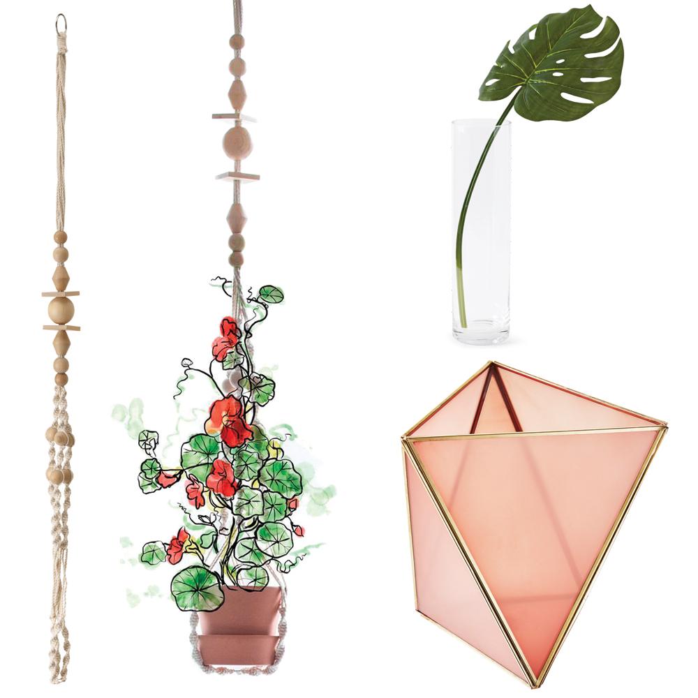 Shopping d co jardin int rieur trucs et conseils for Decoration jardin interieur
