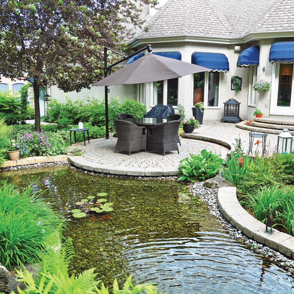 jardin zen jardin inspirations jardinage et ext rieur pratico pratique. Black Bedroom Furniture Sets. Home Design Ideas