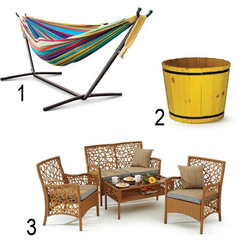 une terrasse deux ambiances patio inspirations jardinage et ext rieur pratico pratique. Black Bedroom Furniture Sets. Home Design Ideas