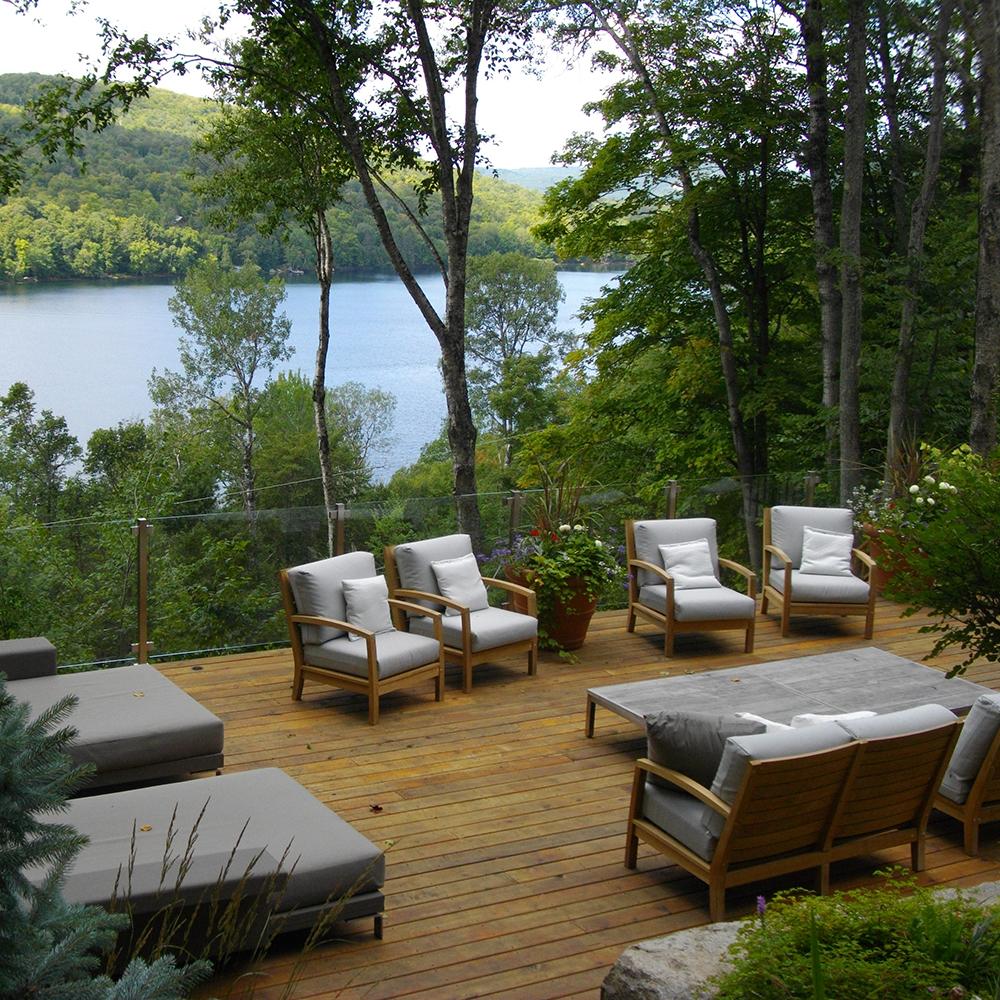 terrasse zen cour inspirations jardinage et On cour exterieur zen