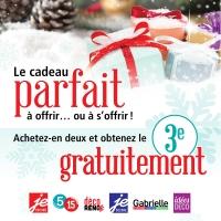 Promotion abonnement Noël