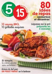 5 ingrédients, 15 minutes