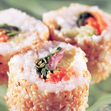 Comment faire des sushis comme les chefs en tapes cuisine et nutrition pratico pratique - Comment faire des sushi ...