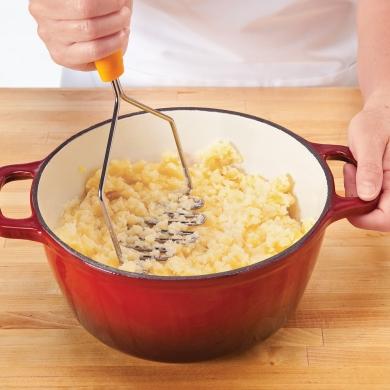 Comment r ussir une pur e de pommes de terre parfaite en tapes cuisine et nutrition - Comment conserver pomme de terre ...