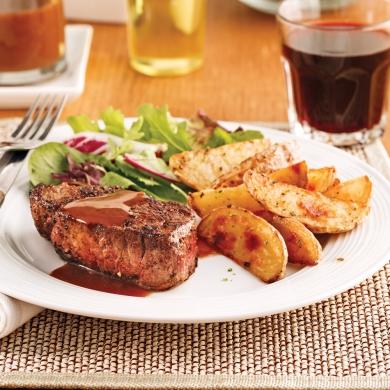 Filets mignons sauce au vin rouge recettes cuisine et for Vin rouge cuisine