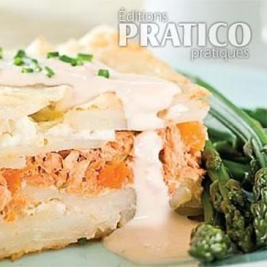 P t au saumon tag la mijoteuse recettes cuisine - Cuisine a la mijoteuse ...