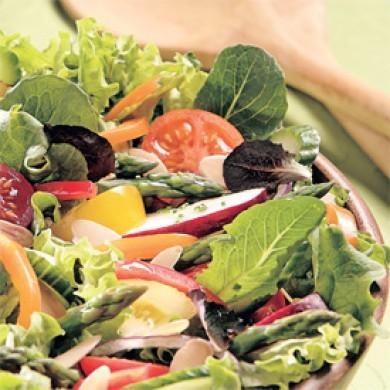 Salade du jardin recettes cuisine et nutrition for Entretien salade jardin
